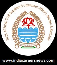 FCSCA Jammu Kashmir Recruitment