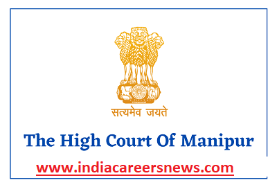 Manipur High Court Recruitment