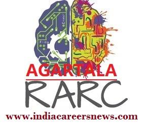 RARC Agartala Recruitment