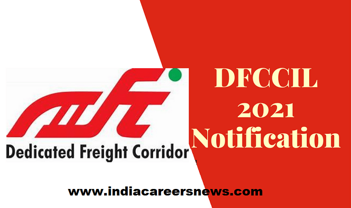 DFCCIL Delhi Recruitment
