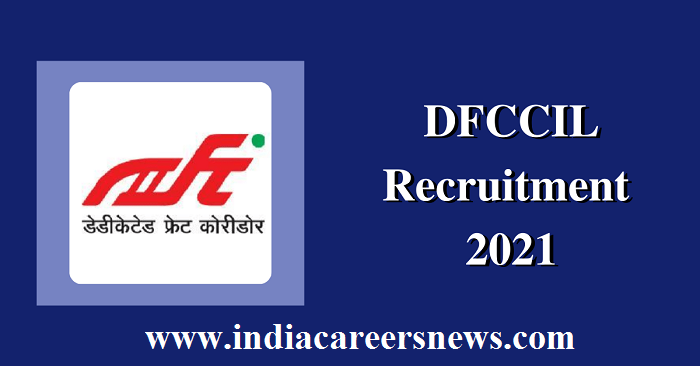 DFCCIL Uttar Pradesh Recruitment