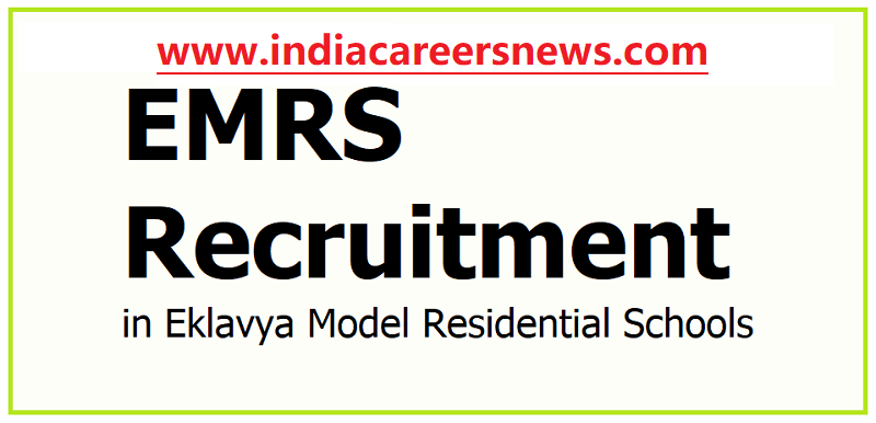 EMRS Recruitment