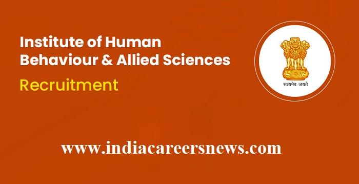 IHBAS Senior Resident Recruitment
