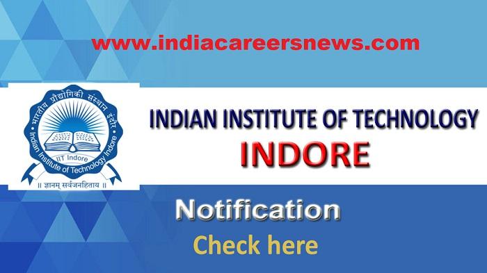 IIT Indore Recruitment