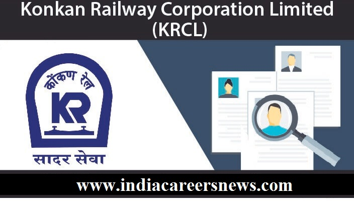 KRCL Engineer Recruitment
