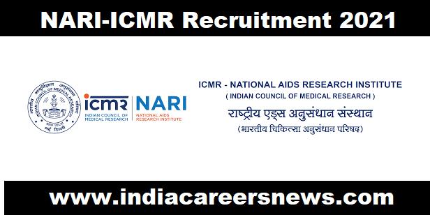 NARI-ICMR Recruitment
