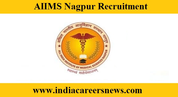 AIIMS Nagpur Recruitment