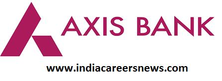 Axis Bank Recruitment