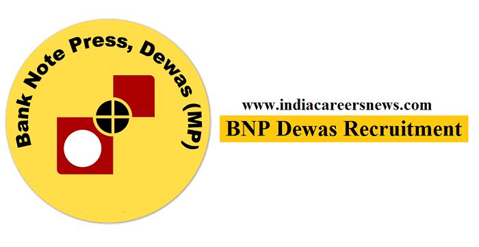 BNP Dewas Recruitment