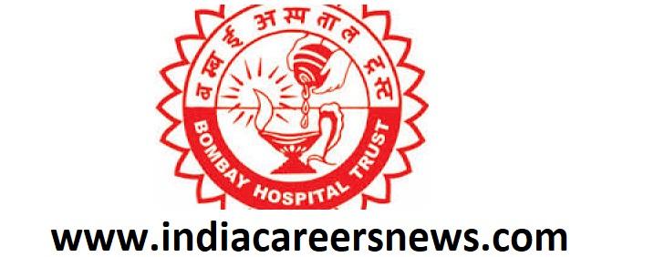 Bombay Hospital College Of Nursing Recruitment