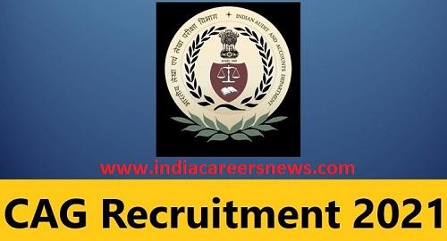 CAG Recruitment