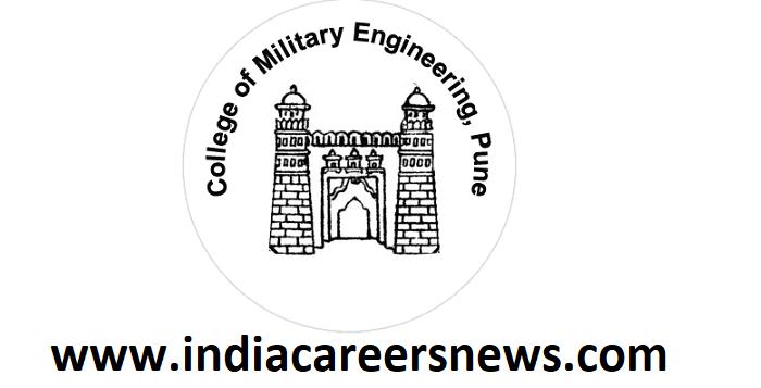 CME Pune Recruitment