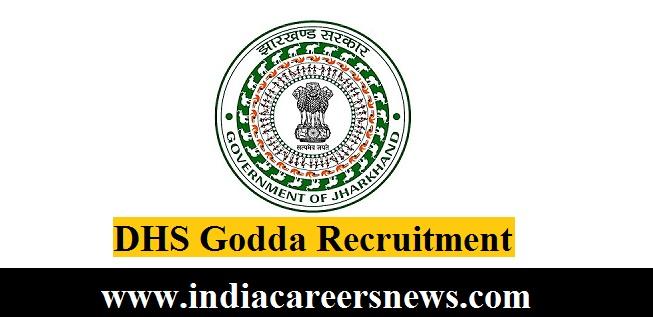 DHS Godda Recruitment