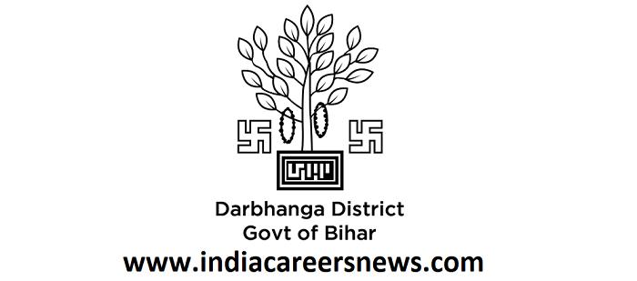 Darbhanga District Recruitment