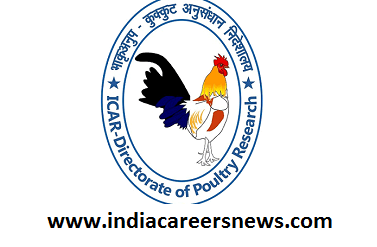 Directorate Of Poultry Research Recruitment