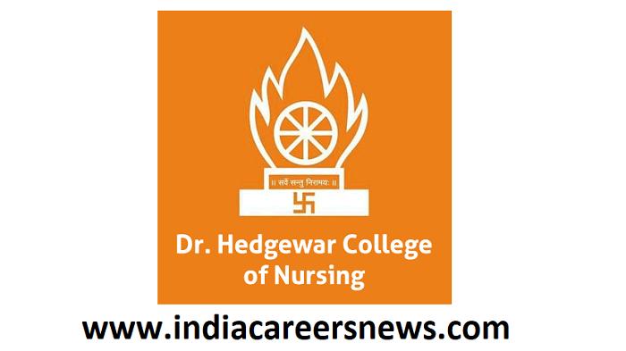 Dr Hedgewar College of Nursing Recruitment
