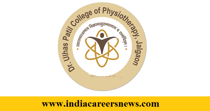 Dr Ulhas Patil College of Physiotherapy Recruitment