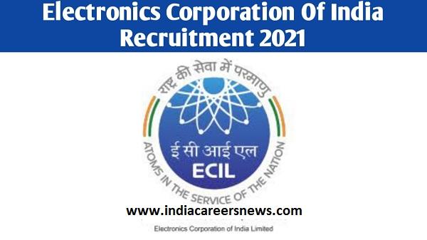 ECIL Chennai Recruitment