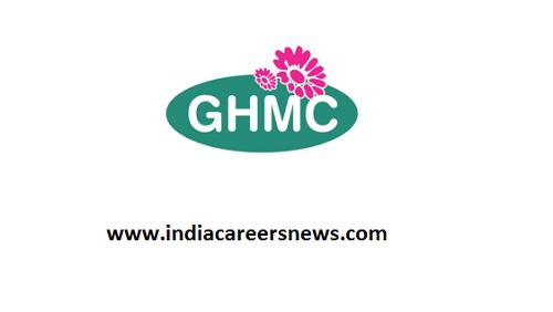 GHMC Recruitment