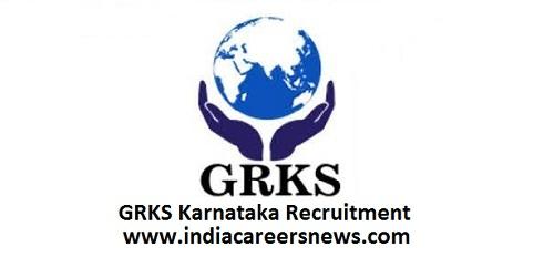 GRKS Karnataka Recruitment