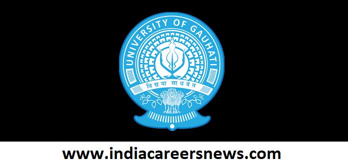 Gauhati University Admit Card