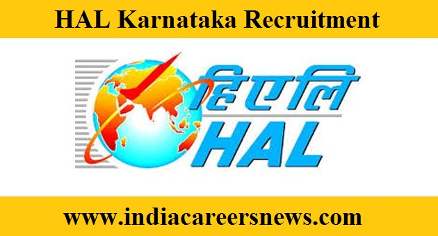 HAL Karnataka Recruitment