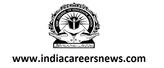 Iqra Unani Medical College Recruitment