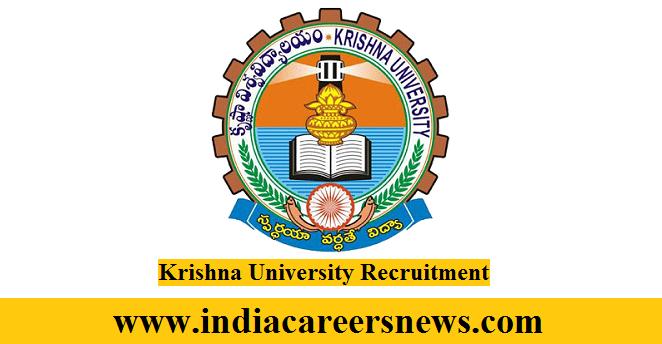Krishna University Recruitment