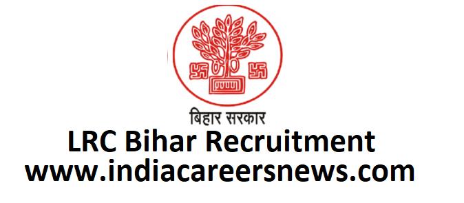 LRC Bihar Recruitment