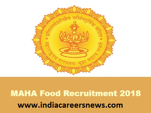 MAHA Food Recruitment