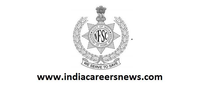 NFSC Nagpur Recruitment