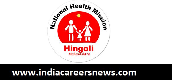 NHM Hingoli Recruitment
