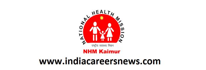 NHM Kaimur Recruitment