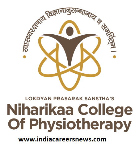 Niharikaa College Of Physiotherapy Recruitment