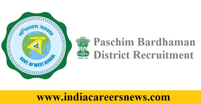 Paschim Bardhaman District Recruitment