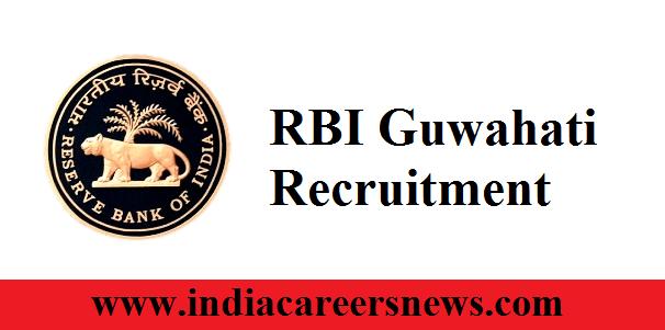 RBI Guwahati Recruitment