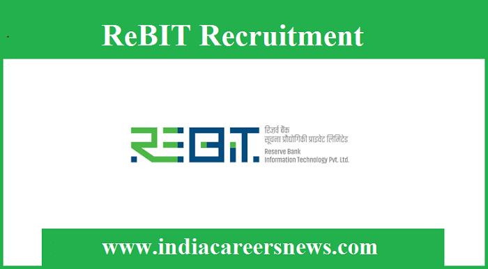 ReBIT Senior Data Scientist Recruitment