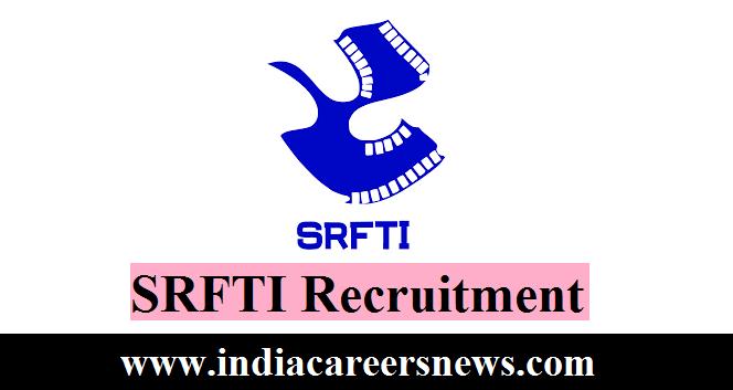SRFTI Recruitment