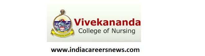 Shri Swami Vivekannand College of Nursing Recruitment