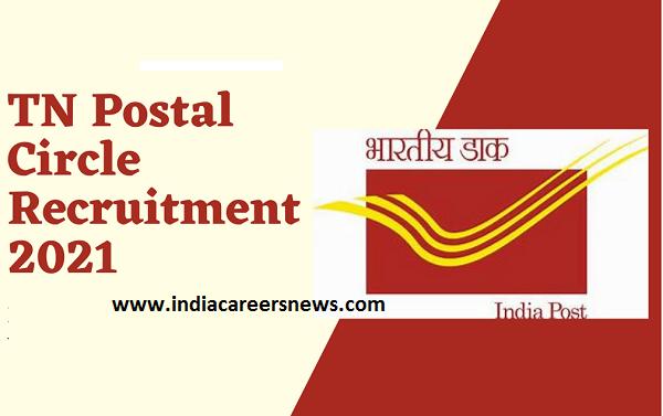 TN Postal Circle Recruitment