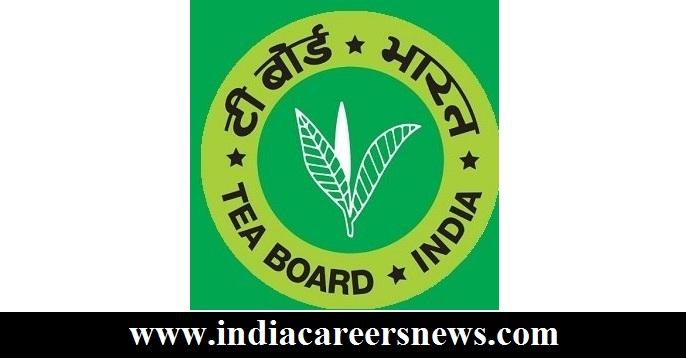 Tea Board Recruitment