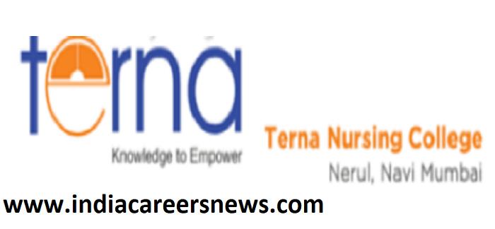 Terna Nursing College Recruitment