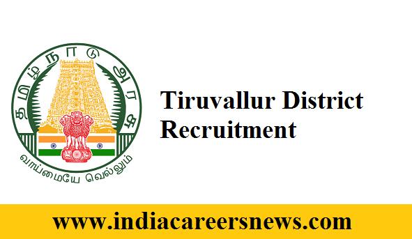 Tiruvallur District Recruitment