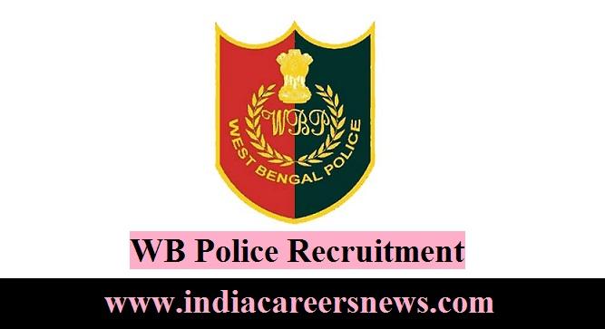 WB Police Recruitment