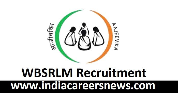 WBSRLM Recruitment