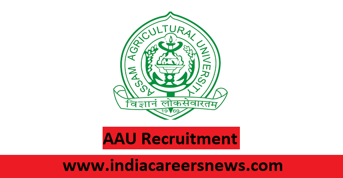 AAU Recruitment