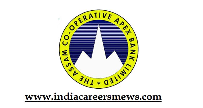 Assam Cooperative Apex Bank Ltd Recruitment