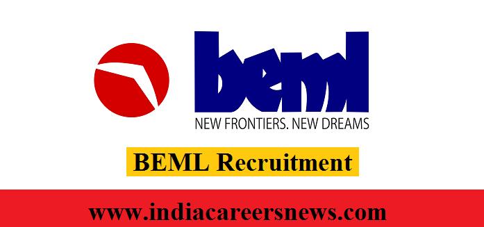 BEML Recruitment