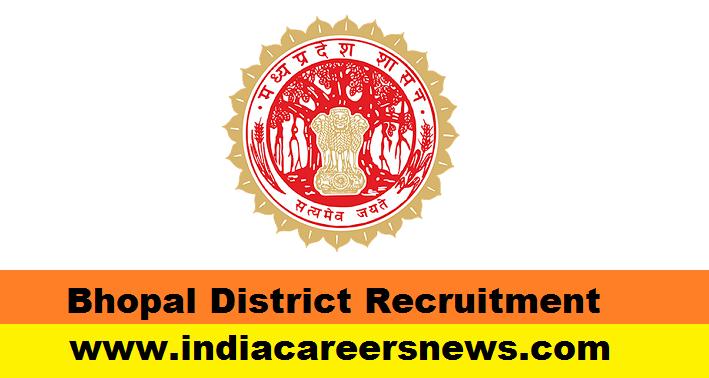 Bhopal District Recruitment