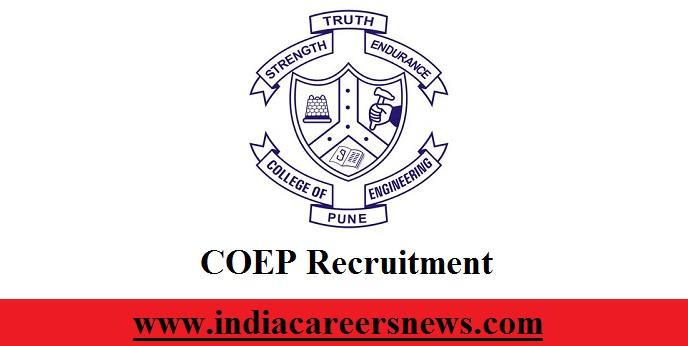COEP Recruitment